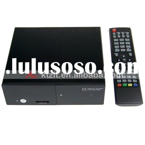 Hotselling 3.5'' 1080P Full HD HDMI HDD Media Player With Wifi Function/DVB-T/Voice