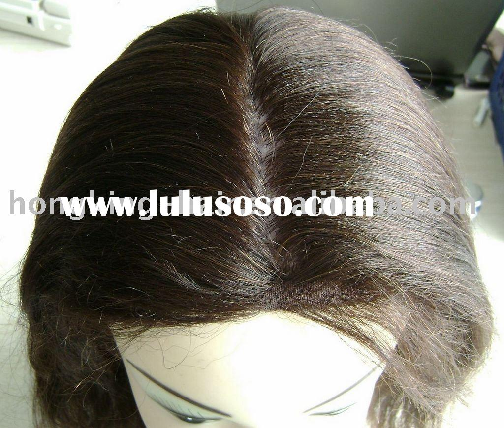 Human hair full lace wig, invisable hairline, tangle free, perfect for you