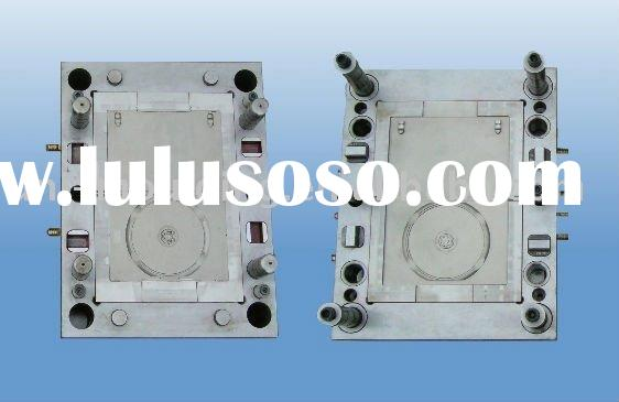 Injection Plastic CD Case Mould