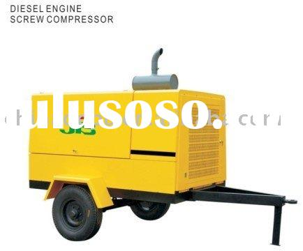 JBC-13.0/13 Diesel engine portable air compressor