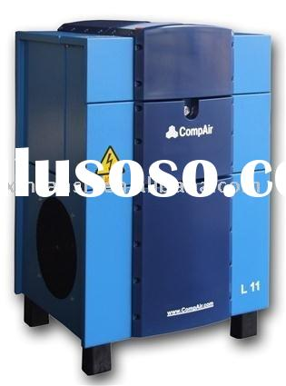 L11,CompAir lubricated screw air compressor,oil injection compressro
