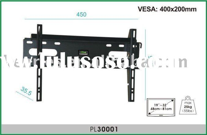 "LCD TV shelf for 19""~32""TV size-PL30001/TV bracket/TV mount/LCD mount/wall mount/LCD suppo"