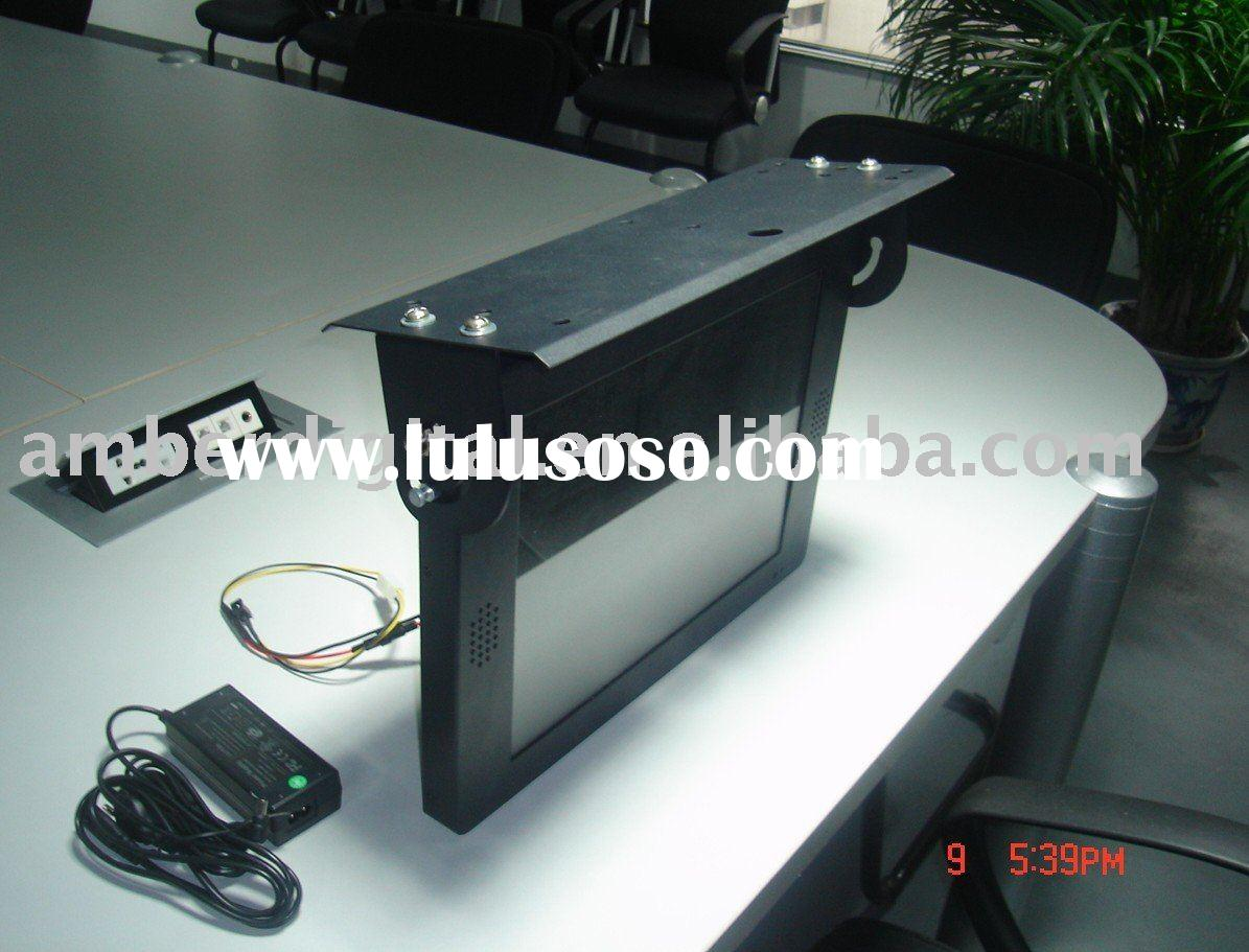 LCD bus/Vehicle advertising player/ lcd monitor / lcd display for bus vehicle. public transport