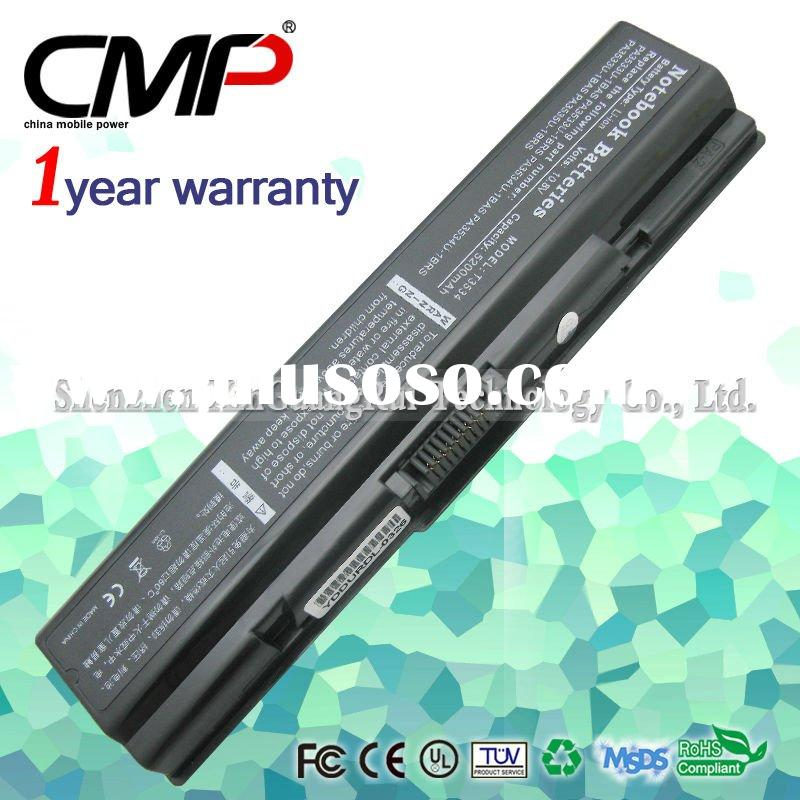 Laptop Battery for Toshiba Satellite L200, L300, L300D, L305, L305D M200, M205 Series