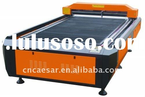 Large-scale laser engraving/cutting machine for insoles