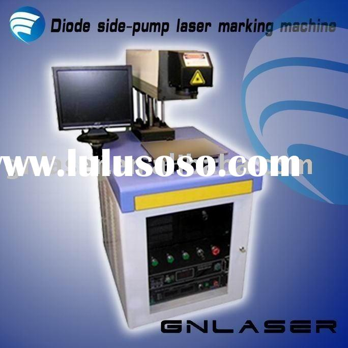 Laser marking /engraving Machine fit for iron/steel/metal