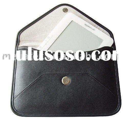 Leather Envelope case for Amazon Kindle 2 /Kindle Dx