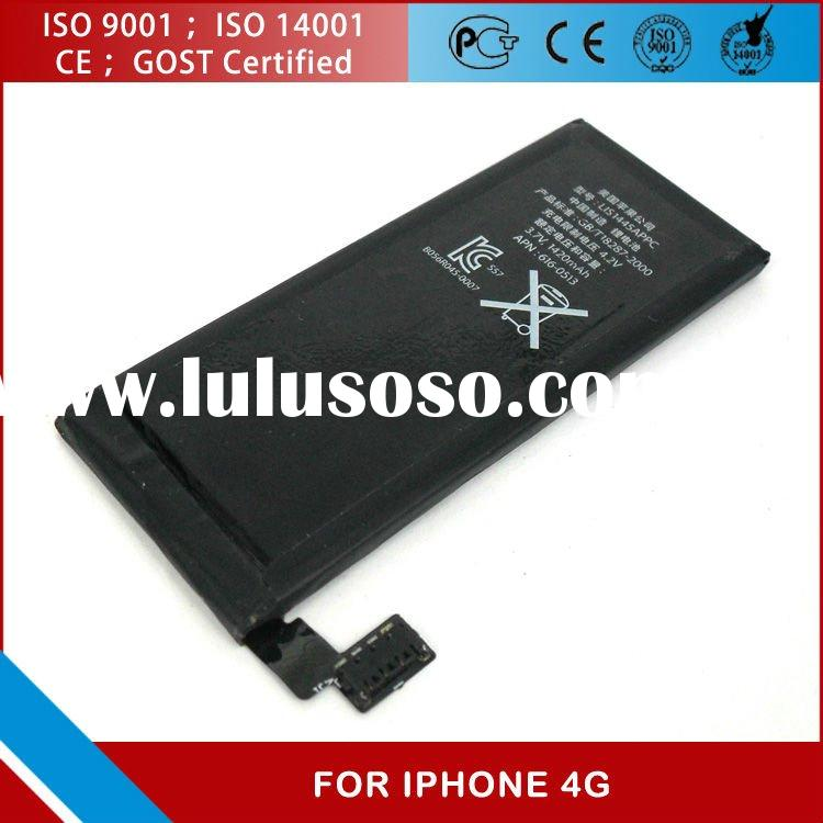 Li-ion mobile phone battery for IPHONE 4G