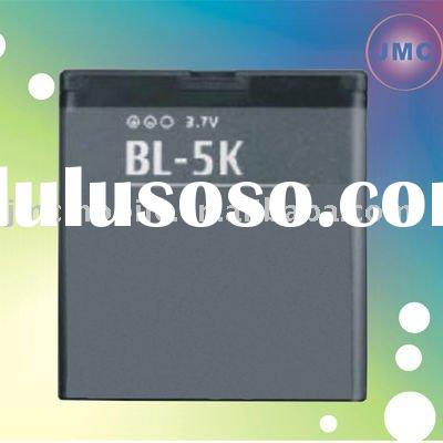 Li-ion mobile phone battery for bl-5k
