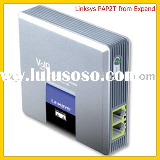 Linksys SPA3102 Voip Phone Adapter Unlocked