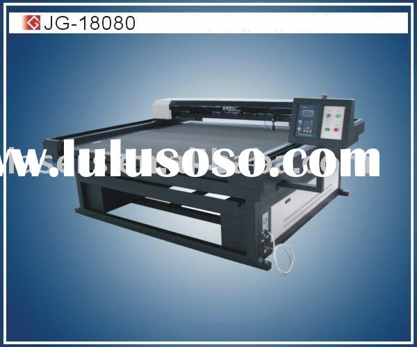 Low Cost fabric laser cutting machine JG-180180