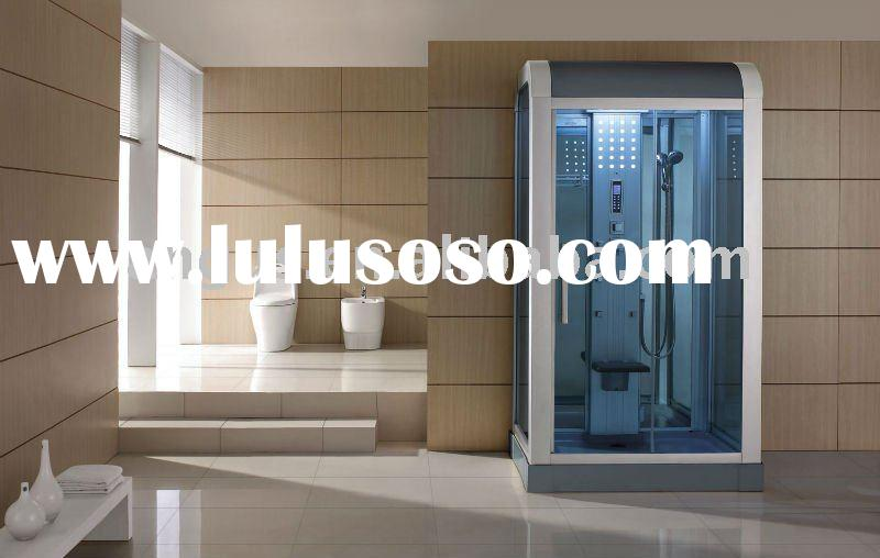 Luxury steam room,Big shower room,Massage steam room