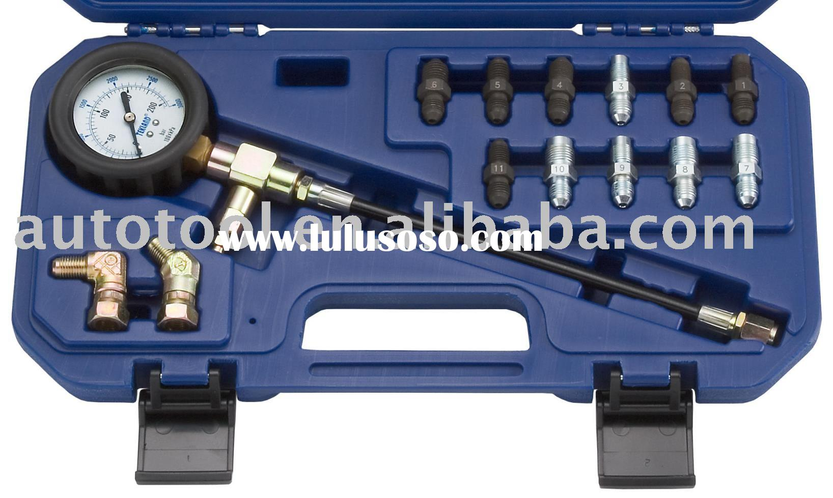 MASTER Cylinder Pressure Test Kit (Brake & Clutch)