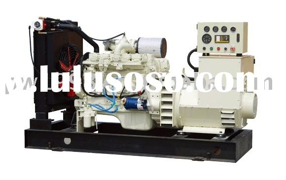 Marine diesel generator set data sheet