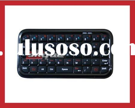 Mini Bluetooth Keyboard For PS3/iPad/iPhone/Smart Phone/Computer/HTPC & More