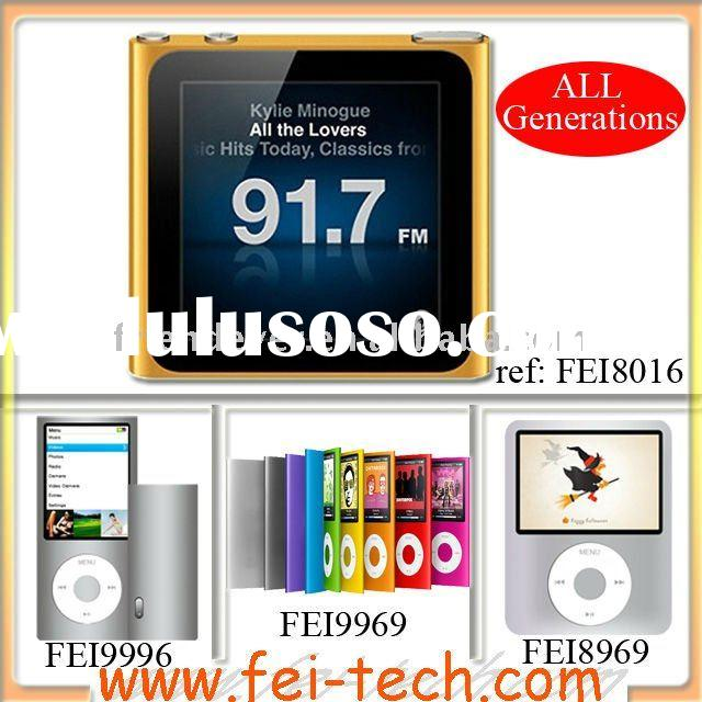 Mini Digital Mp3 Player With Touch Screen