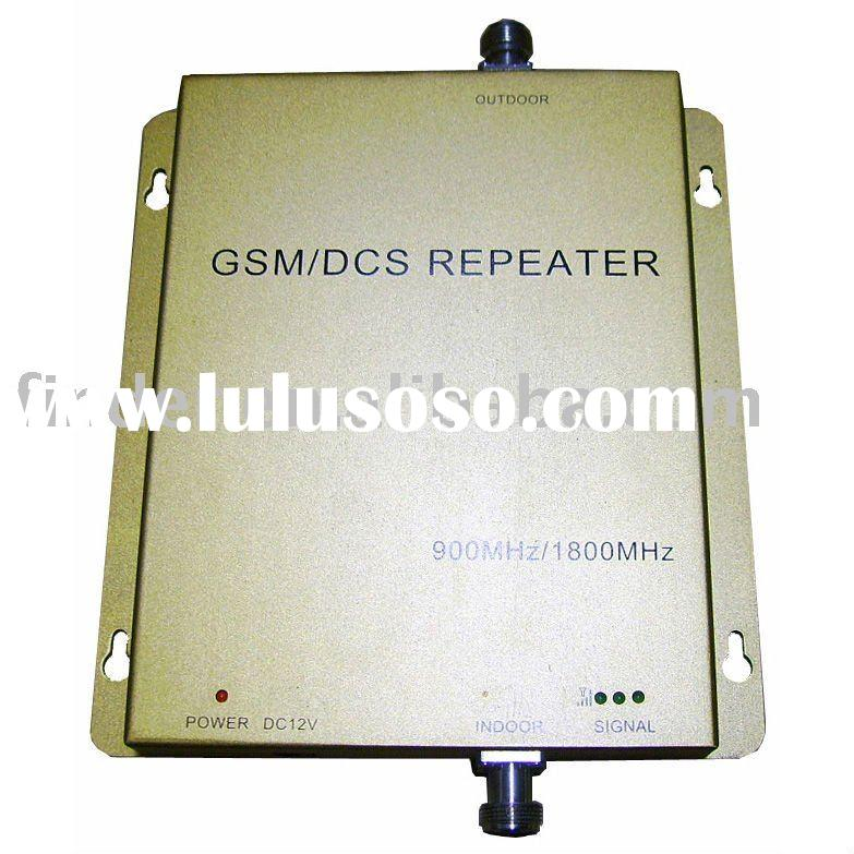 Mobile Phone Signal Booster - GSM/DCS Signal Repeater