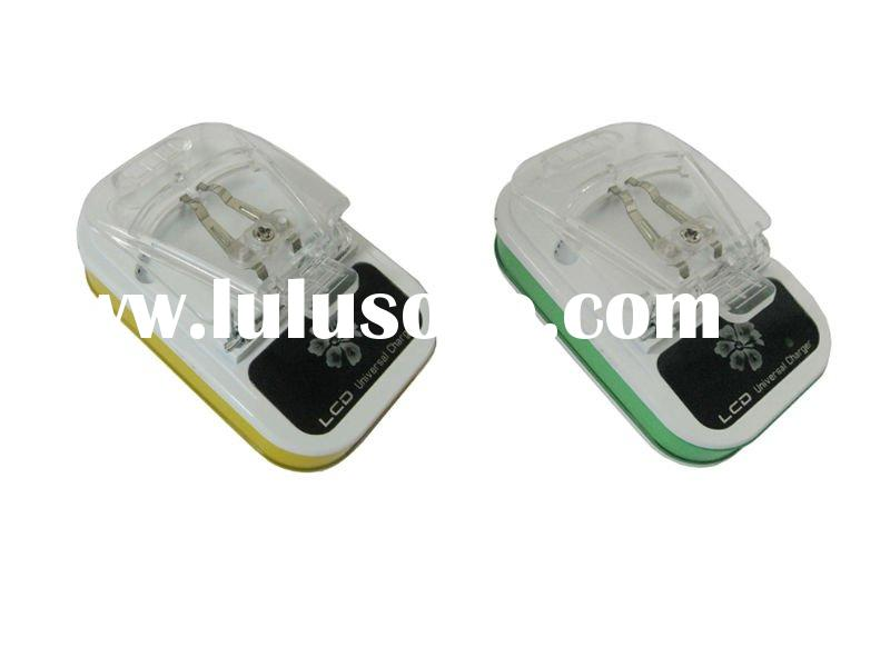 Mobile Phone Universal Charger with LCD