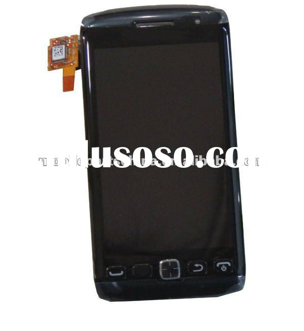 Mobile phone lcd display with touch screen for blackberry torch 9860 replacement parts OEM accepted