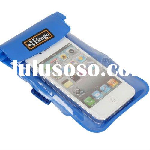 Mobile phone waterproof bag dry pouch for diving_swimming_beach