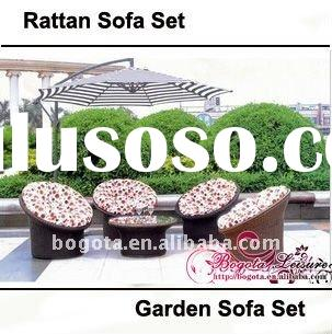 Modern Outdoor Rattan Garden&dining room furniture sets
