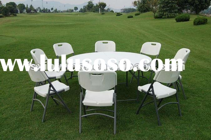 Modern Plastic Outdoor Furniture