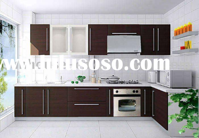 Kerala style glas and wood dising door kichen joy studio for Modern kitchen designs in kerala