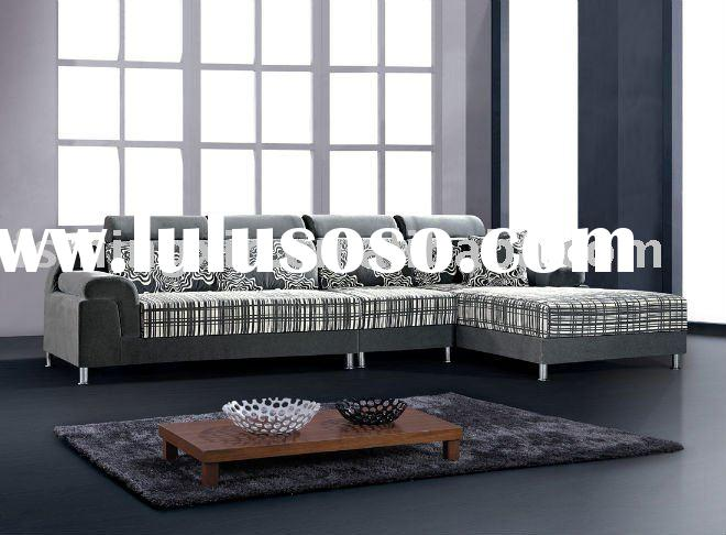 Modern fabric best selling living room sofa set
