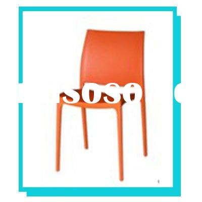 Modern stacking outdoor furniture plastic chairs for sale