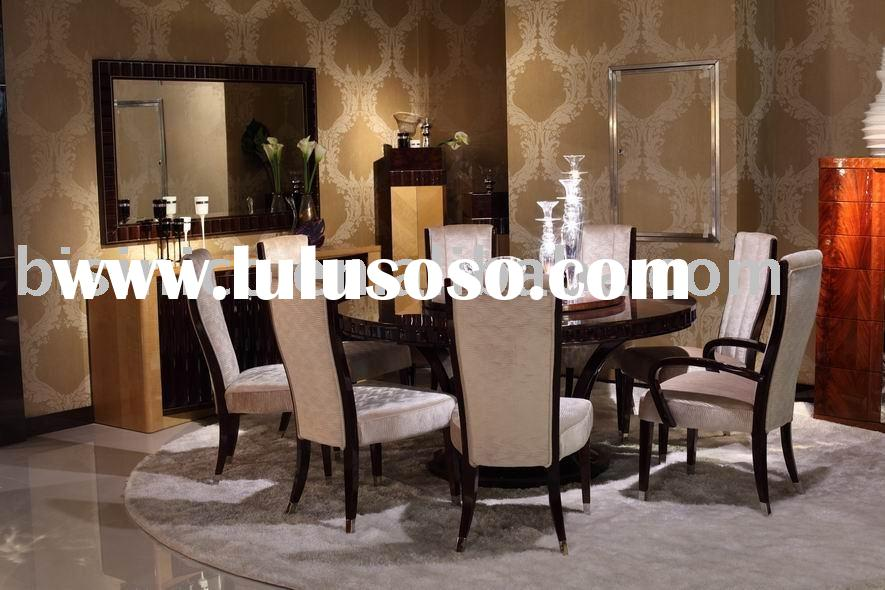 Modern style dining room set and dining room furniture