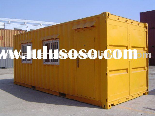 Modified Modular Container House