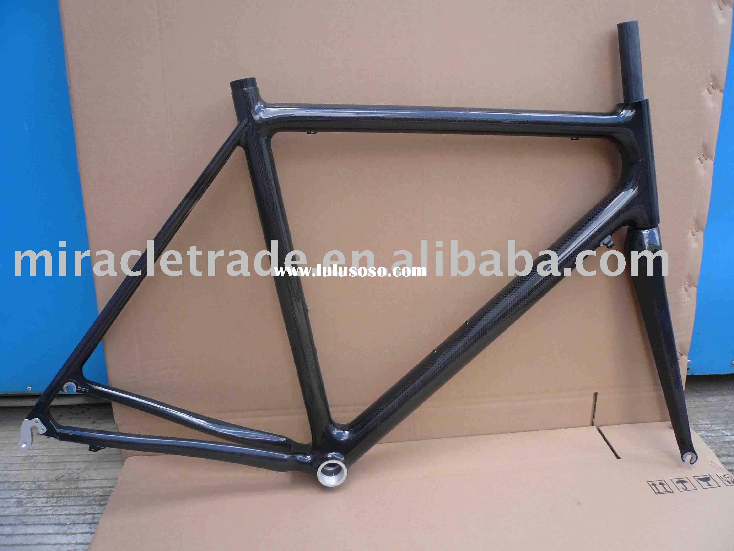 Monocoque carbon racing bicycle frame road bike frame bicycle frame