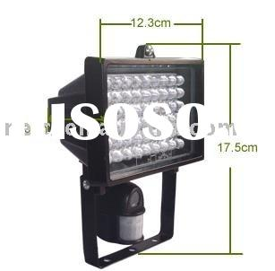 Motion Activated Camera/Security Light Hidden Camera