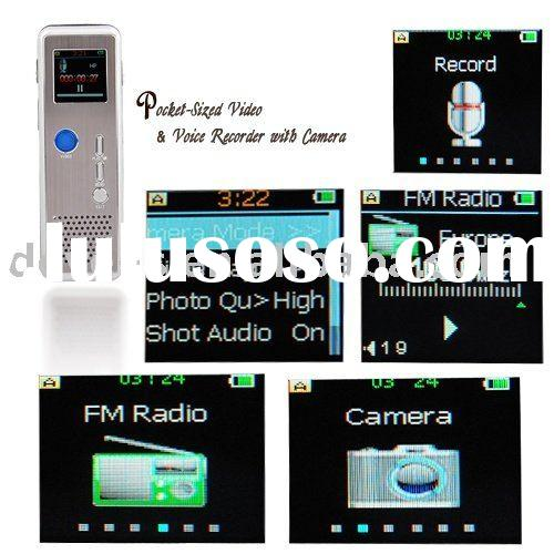 Motion detection Video & Voice Recorder with LCD Camera DS-M09