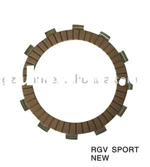 Motorcycle Parts/Motorcycle Clutch Plate Friction(RGV SPORT NEW )