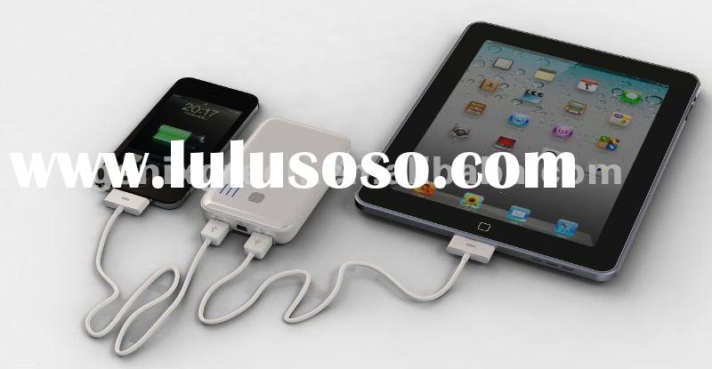 Multifunctional Portable charger,5000mAh,apply for mobile phone / Mp3/Mp4/GPS/PSP/Ipad/ Bluetooth