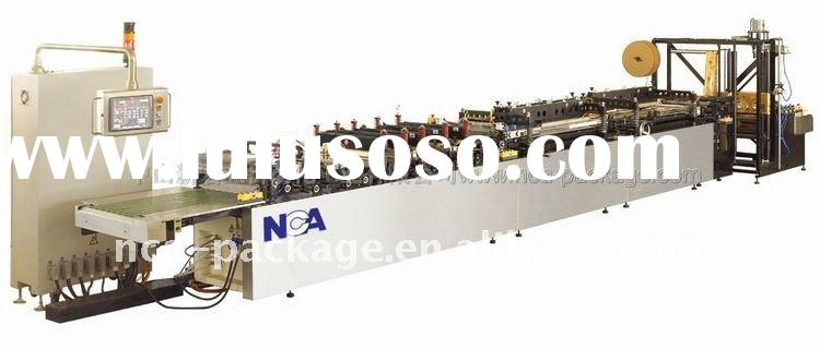 NCA600SSZ Automatic High-speed Bag Making Machine