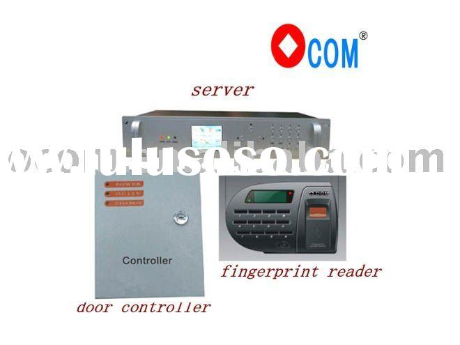Network Door Access Control System