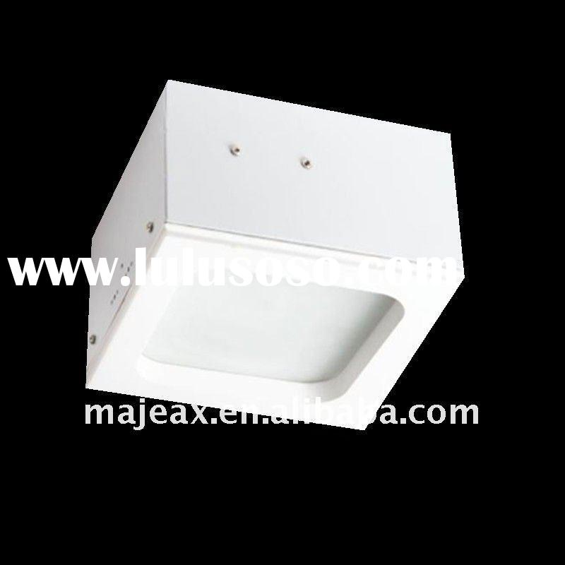New Arrival! Plaster Ceiling Light (Plaster frame +iron base+ frosted glass cover) (MC-9232)