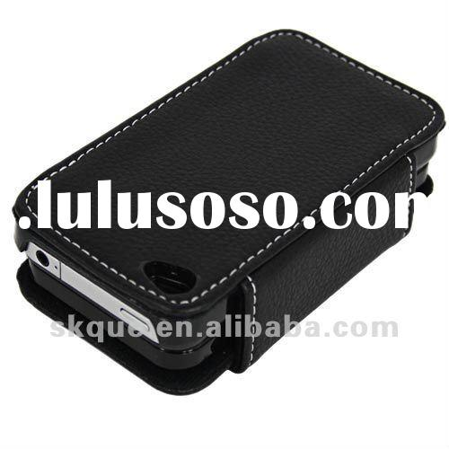 New Leather Bluetooth Keyboard Case for Apple Iphone 4 4S
