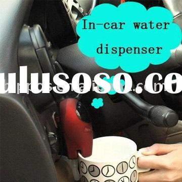 New car water dispenser of car accessories