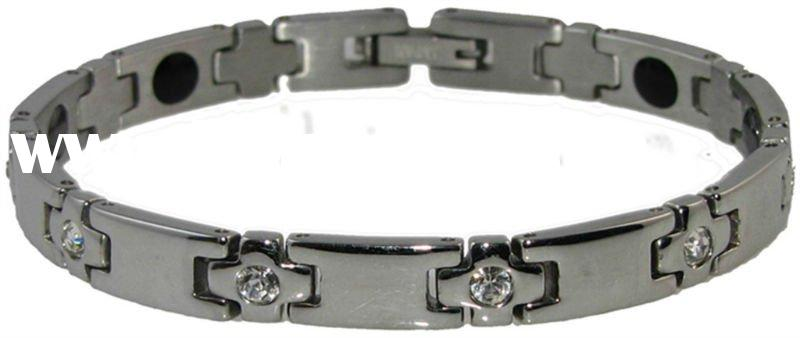 New design hot fashion energy stainless steel bracelet jewelry