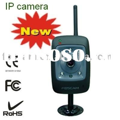 New design wireless network/IP camera of brand name Foscam