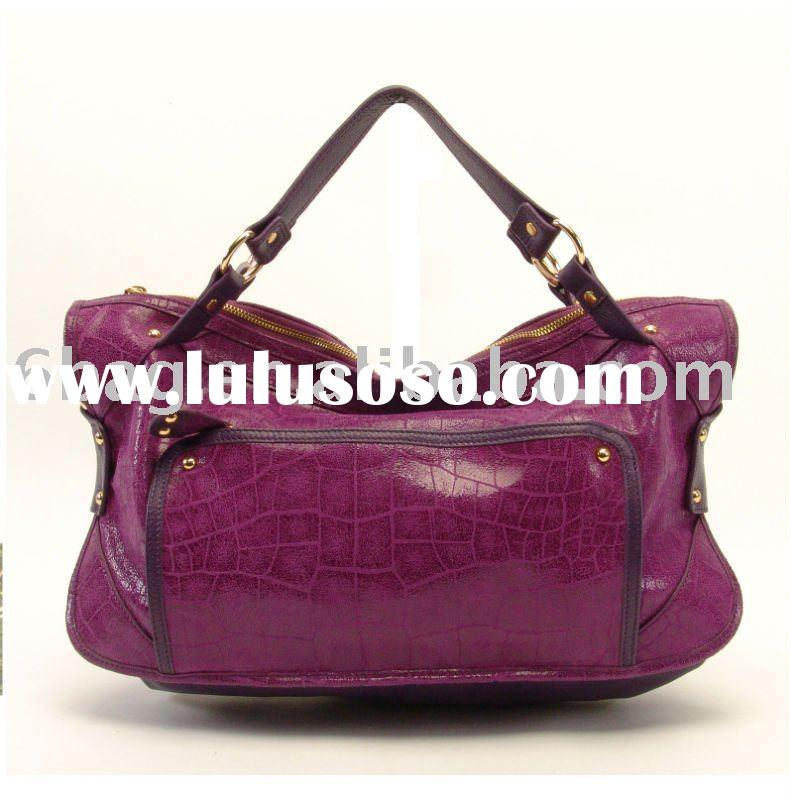 New style fashion leather handbag