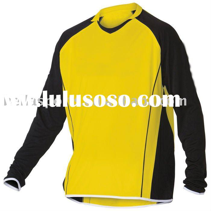 Newest Hottest Cheap Casual Long Sleeve Soccer Jersey