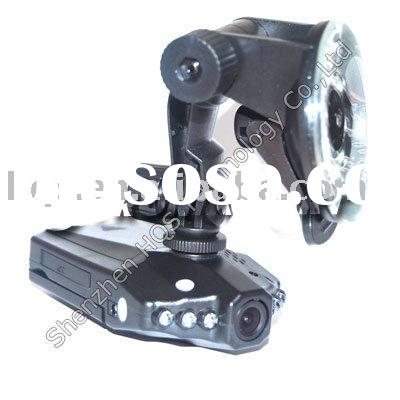 Night Vision Mobile Vehicle Car DVR Video Camera HC-F500