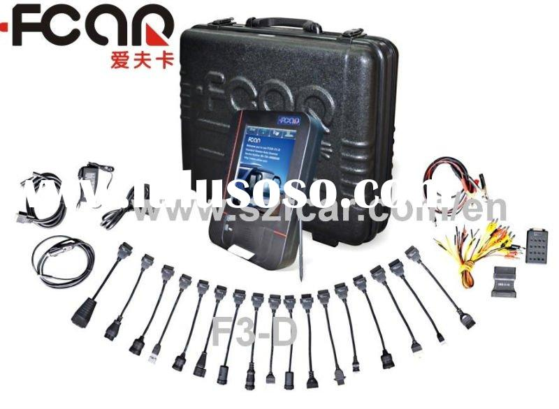 OEM FCAR F3-D Heavy Duty Truck Diagnostic Tool for CAT Cummins Hino Volvo Nissan