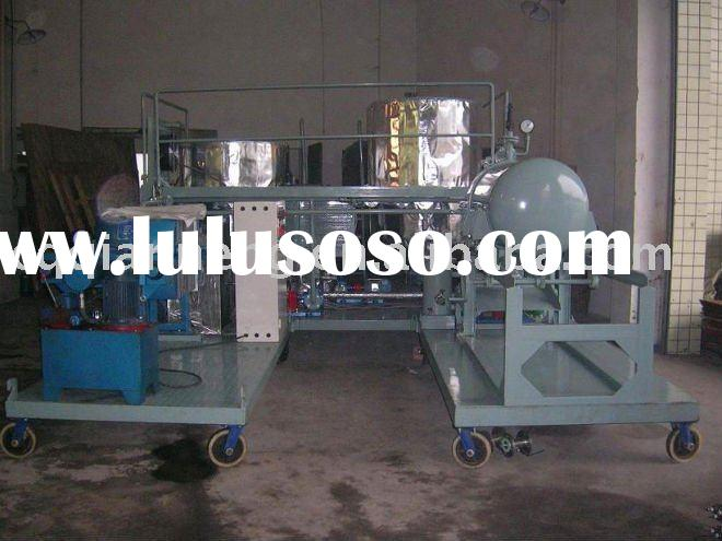 ORS used motor oil recycling machine/oil purifier/oil regeneration plant