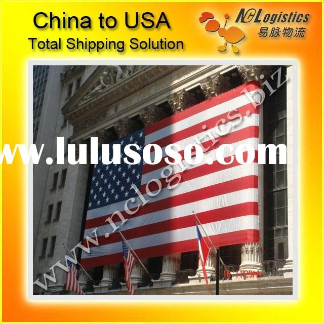 Ocean Freight Forwarder from Shunde to USA