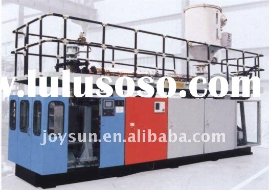 PC 5 Gallon bucket extrusion blow molding machine